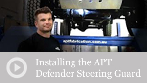 Installing the APT Defender Steering Guard